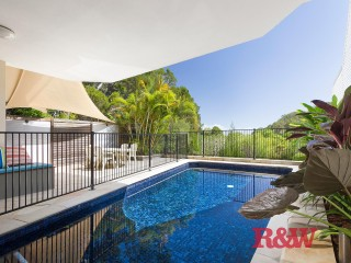 View profile: Elevation and Views on Noosa Hill